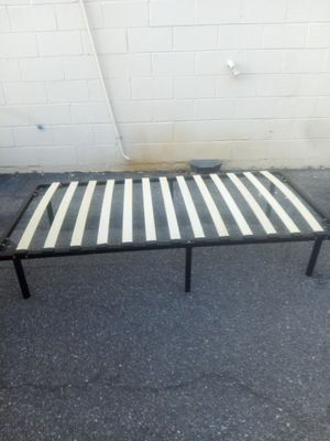 Twin bed frame for Sale in Hyattsville, MD