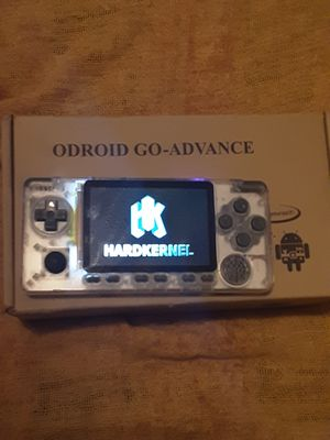 Odroid go advance brand new perfect handheld emulation console play all your favorite games from the 80s 90s retro games selling $150 for Sale in Miami, FL