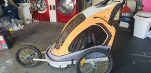 Bike trailer and jogging stroller for Sale in La Mesa, CA