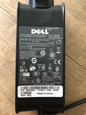 Dell Charger + Wireless Dlink router for Sale in Sterling, VA