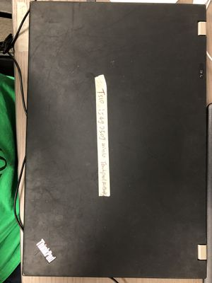 Lenovo IBM thinkpad laptop t510 for Sale in Pomona, CA