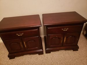 Thomasville night stands for Sale in Richmond, TX