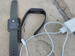 I touch and fit bit with charger for Sale in Denver, CO