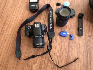 Canon EOS Rebel T3 for Sale in Corona, CA