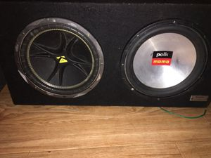 Subwoofers for Sale in Baltimore, MD