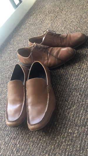 Kenneth Cole loafers and Aldo dress shoes for Sale in Miami, FL