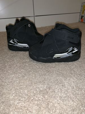 Infant Jordan's Size 4c-PRICE IS FIRM for Sale in Charlotte, NC