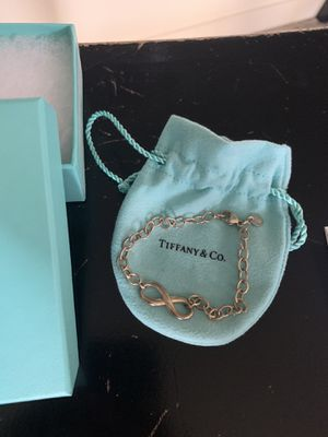 Tiffany & co infinity bracelet for Sale in West Valley City, UT