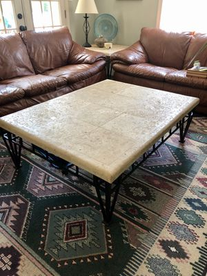 3 piece set (or sold individually): coffee table, side table, sofa table for Sale in Hyattsville, MD