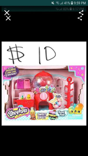 new toy / shopkins playset for Sale in Pico Rivera, CA