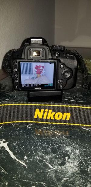 NIKON D3200. for Sale in Vallejo, CA