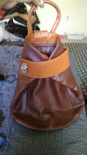 VERA PELLE BACKPACK PURSE for Sale in Anaheim, CA