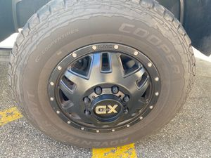 KMC Dually Wheels and Tires for Sale in Brea, CA