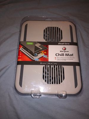 Targus Dual Fans Chill Mat for Sale in Branford, CT