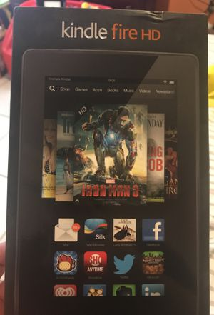 Brand New Kindle Fire HD Tablet for Sale in Miami, FL