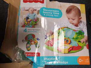 Fisher price playtime tummy wedge for Sale in Cudahy, CA