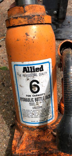 Hydraulic Bottle Jack 6 Ton for Sale in Lincoln, NE
