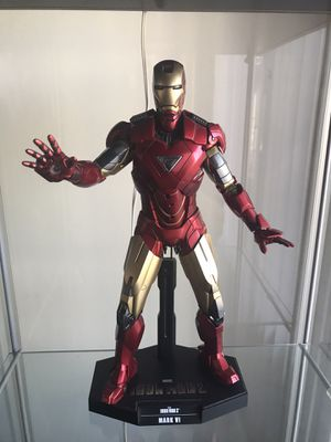 Hot Toys Iron Man Mark VI MMS339 for Sale in Long Beach, CA