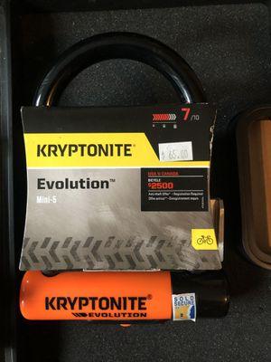 Brand new kryptonite Lock for Sale in Eugene, OR