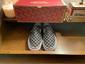 Checkered vans for Sale in Anderson, SC