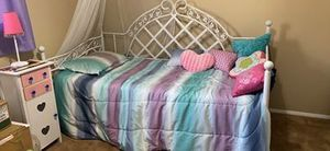 Bedding with decorative pillows for Sale in Livingston, MT