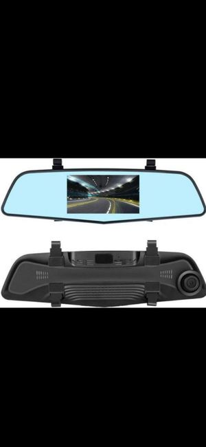 brand new ehoom upgraded HD mirror dash camera A2 for Sale in San Bernardino, CA