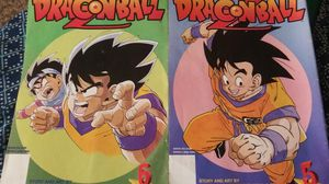 Dragon Ball Z comic's from 1998. Still in fantastic shape. for Sale in Mukilteo, WA