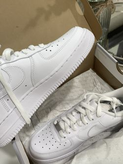 Brand New Air Force 1s Women's Size 7 for Sale in Madera,  CA