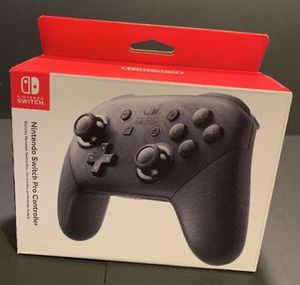 Nintendo Switch Pro Controller for Sale in Los Angeles, CA