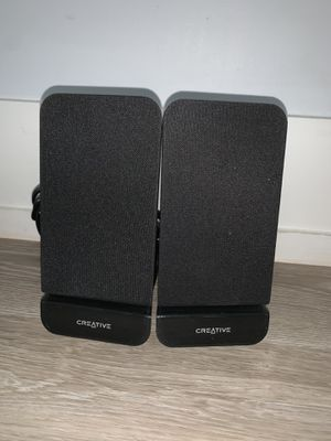 Creative SBS A60 Speakers for Sale in Inman, SC