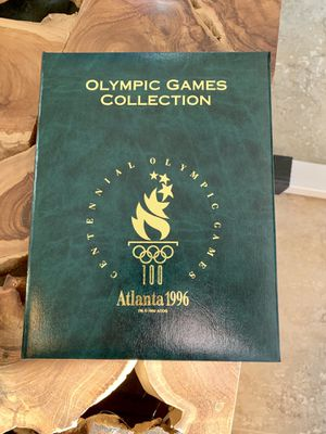 2 Sets - Atlanta 1996 Centennial Olympic Games Zippo Lighter Collection - Numbered 751 & 759 for Sale in Alpharetta, GA
