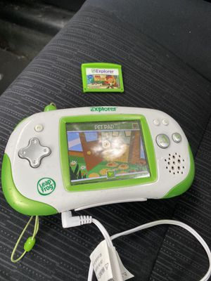 Leap Frog Explorer Handheld for Sale in Tacoma, WA