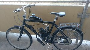 Motorized bike with brand new motor for Sale in Providence, RI