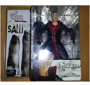 NECA Cult Classics Hall of Fame Action Figure Jigsaw Killer Saw II for Sale in Sandy, UT
