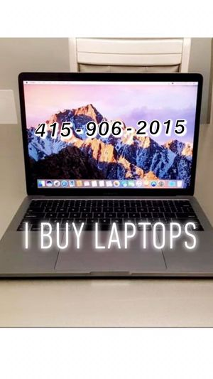 MacBook Pro 8/10 for Sale in San Francisco, CA