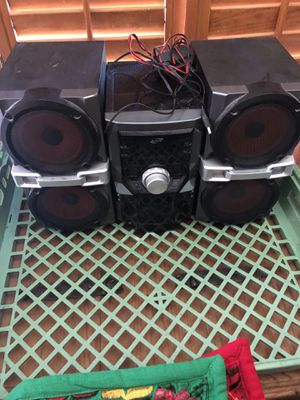 Stereo system for Sale in San Elizario, TX