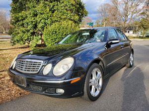 2005 MERCEDES BENZ E500 for Sale in Sandston, VA