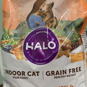 New Cat Halo Holistic Chicken Liver recipe, 6 Lbs for Sale in Silver Spring, MD