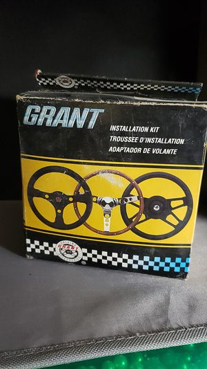 Grant Installation Kit for Sale in Calimesa, CA