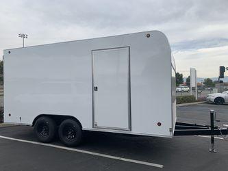2019 Enclosed Trailer 8x16x7 for Sale in Norwalk,  CA