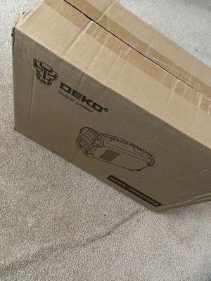 Brand new Deko stick welder and accessories for Sale in Tucson, AZ