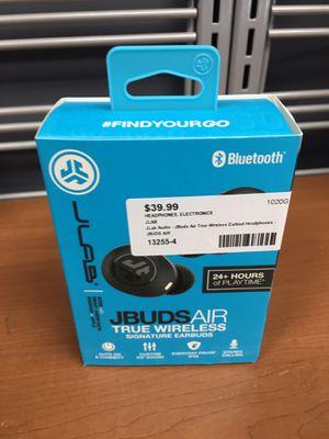 JLab Audio JBuds Air True Wireless Earbud Headphones for Sale in Nahant, MA