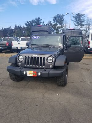 2017 Jeep Wrangler for Sale in Annandale, VA