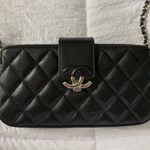 Authentic Chanel Black Purse for Sale in Miami, FL