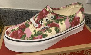 Vans for girls woman's - size 5.5 only for Sale in Diamond Bar, CA