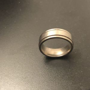 Men's size 10 titanium men's ring / wedding ring for Sale in Phoenix, AZ