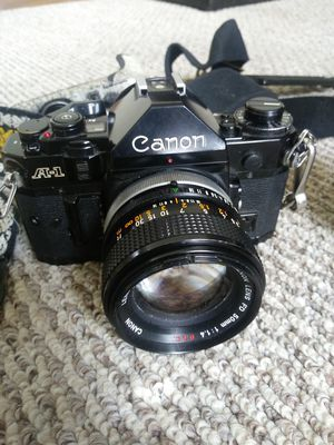 Canon a1 35mm camera .. for Sale in Noblesville, IN