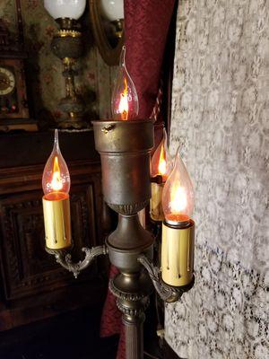 Gothic Antique Floor Lamp for Sale in Dallas, TX