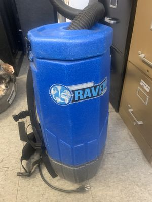 Raven backpack vac for Sale in Pueblo, CO