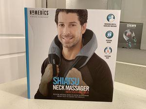 Homedics Shiatsu Neck Massager with Heat for Sale in FL, US